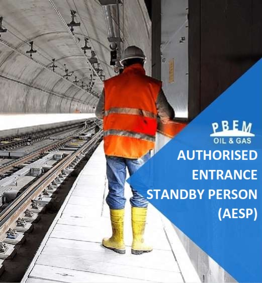 Authorised Entrant & Standby Person (AESP)